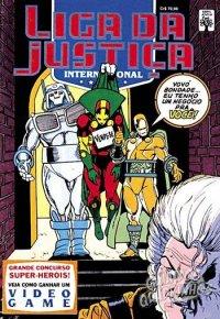 Liga da Justiça 1Є Série - n° 21
