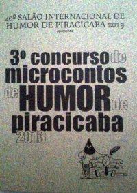 3є Concurso de Microcontos de Humor de Piracicaba