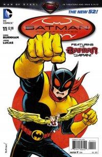Batman Incorporated (New 52) #11