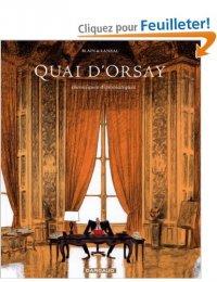 Quai d'Orsay Tome 1
