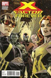 X-Factor Forever Vol 1