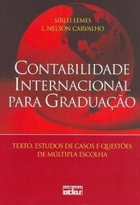 Contabilidade Internacional para Graduação