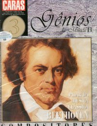 Gкnios Da Música Caras  Nє3