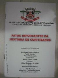 FATOS IMPORTANTES DA HISTУRIA DE CURITIBANOS