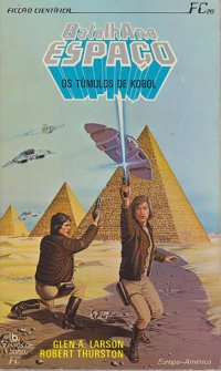 Galactica — Os Túmulos de Kobol