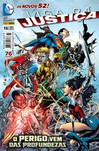 Liga da Justiça #15