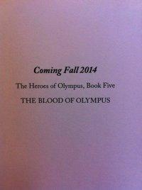 O Sangue do Olimpo