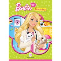 Barbie quero ser... veterinária