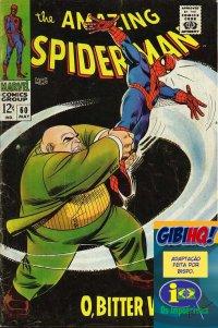 O Espetacular Homem-Aranha #60 (1968)