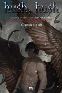 Hush, Hush - Graphic Novel 01