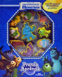 Disney • Pixar – Universidade Monstros – Prenda e Aprenda