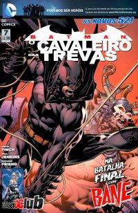 Batman - O Cavaleiro das Trevas #7 (Os Novos 52)