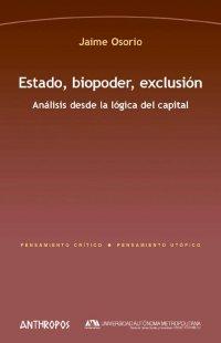 Estado, biopoder, exclusiуn