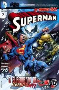 Superman #7 (Os Novos 52)