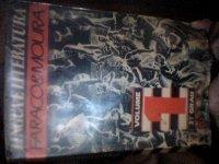 lingua e literatura Faraco & Moura, vol. 1, 2 grau, Atica S.A, 28'ed.,1992.