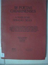 18 POETAS CATARINENSES
