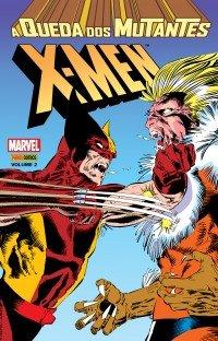 X-Men: A Queda dos Mutantes Vol. 2