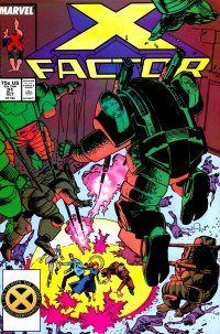 X-Factor #21 (1987)