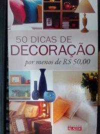 50 dicas de decoração