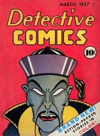 Detective Comics #001