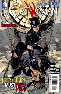 Catwoman v4 #021