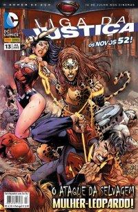Liga da Justiça #13