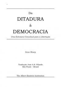 Da Ditadura а Democracia