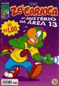 Zé Carioca Nє 2151