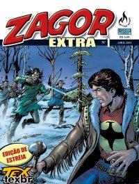Zagor Extra # 1