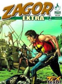 Zagor Extra 02 - A Corrida do Rio