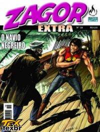 Zagor Extra 10 - O Navio Negreiro