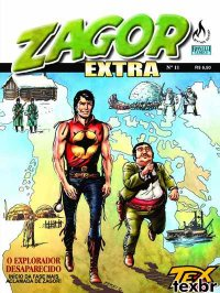 Zagor Extra 11 - O Explorador Desaparecido