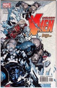 The Uncanny X-men #421