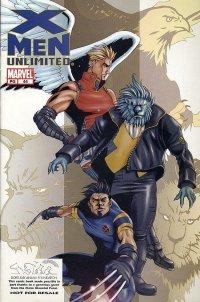 X-men unlimited #44