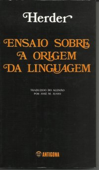 Ensaio sobre a origem da linguagem