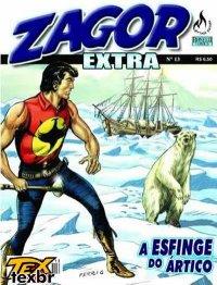 Zagor Extra 13 - A Esfinge do ártico