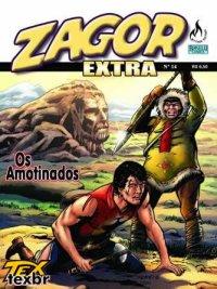 Zagor Extra 14 - Os Amotinados