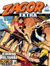 Zagor Extra 16 - Os Guerreiros do Trovão