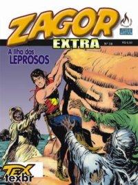 Zagor Extra 18 - A Ilha dos Leprosos