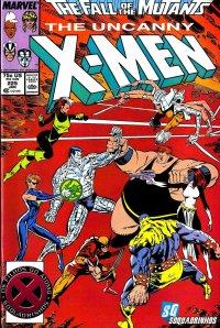 Os Fabulosos X-Men #225 (1988)