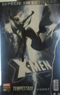 X-men TEMPESTADE no Instituto X