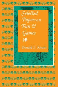 Selected Papers on Fun & Games