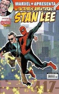 Marvel Apresenta 31 - As Incríveis Aventuras de Stan Lee