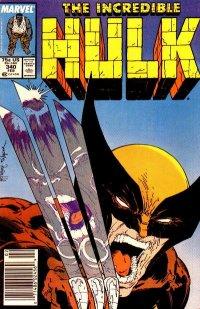 O Incrível Hulk #340 (1988)
