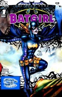 O retorno de Bruce Wayne - Batgirl
