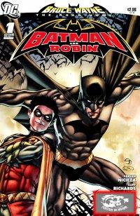 O retorno de Bruce Wayne - Batman & Robin