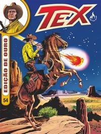 Tex Edição de Ouro #54