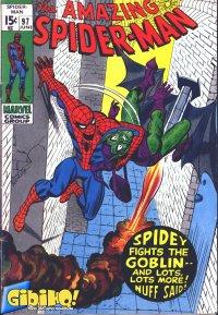 O Espetacular Homem-Aranha #97 (1971)