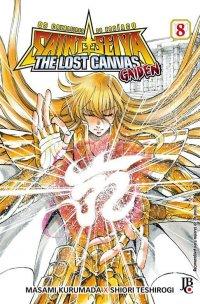 Os Cavaleiros do Zodíaco - The Lost Canvas Gaiden #8