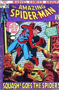 O Espetacular Homem-Aranha #106 (1972)